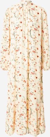 Trendyol Večerné šaty - Béžová