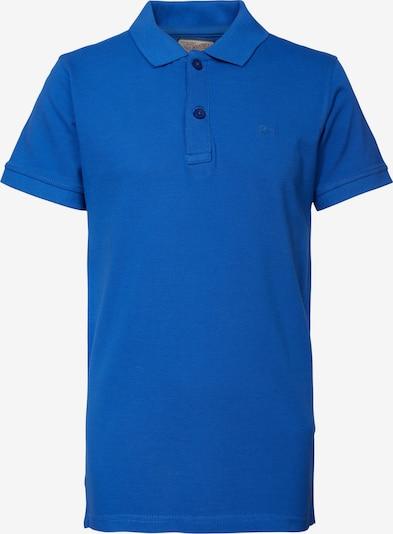 Petrol Industries Poloshirt in blau, Produktansicht