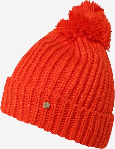 ESPRIT Bonnet en rouge orangé, Vue avec produit
