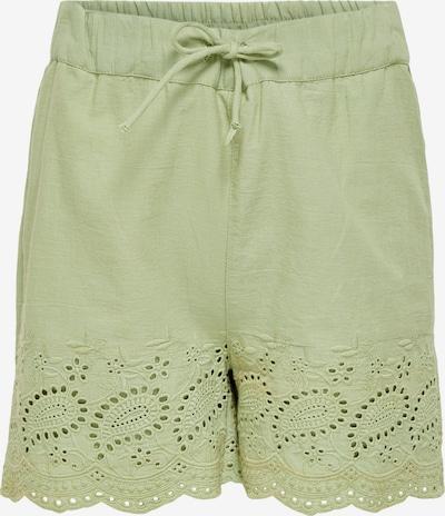 KIDS ONLY Shorts 'Karen' in hellgrün, Produktansicht