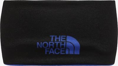 THE NORTH FACE Sportstirnband in blau / schwarz, Produktansicht