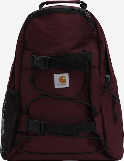 Carhartt WIP Rucksack in dunkelrot / schwarz, Produktansicht