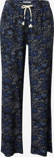 Iriedaily Trousers in Navy / Royal blue / White, Item view
