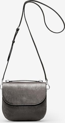 Gretchen Crossbody Bag 'Calla' in Silver