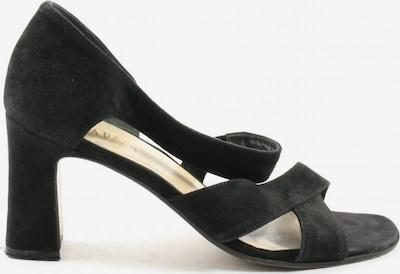 APART Riemchen-Sandaletten in 37 in schwarz, Produktansicht