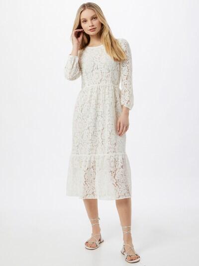 Noa Noa Kleid in weiß, Modelansicht