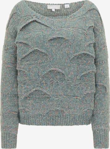 Usha Pullover in Blau