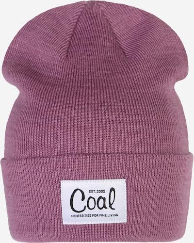 Coal Casquette de sport en violet, Vue avec produit