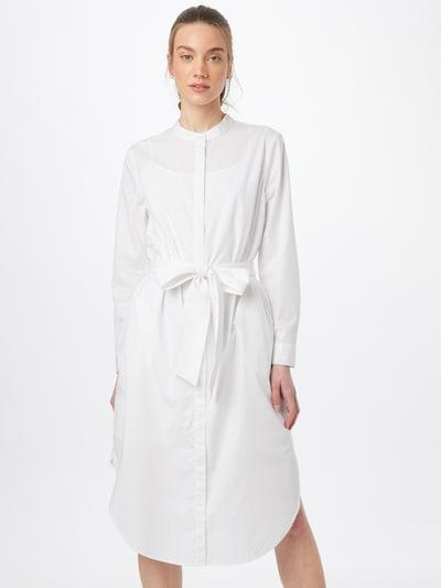 Banana Republic Kleid in weiß, Modelansicht