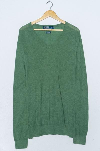RALPH LAUREN Strickpullover in XL in grün, Produktansicht