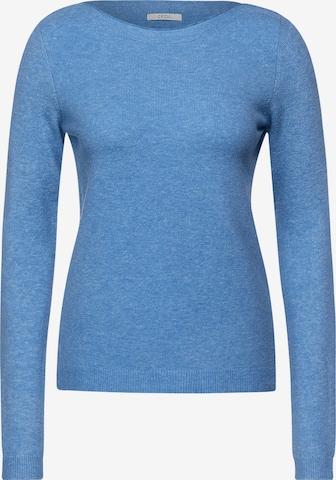 CECIL Sweater in Blue