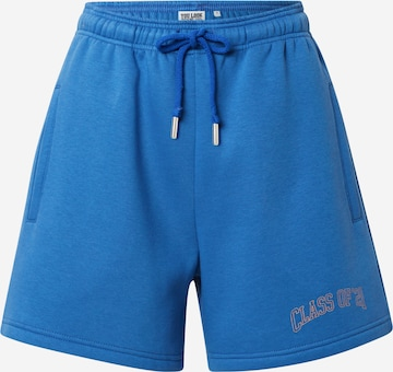 ABOUT YOU Limited Shorts 'Corin' in Blau
