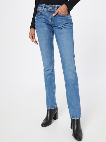 Pepe Jeans Jeans 'Saturn' in Blauw