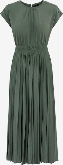 HALLHUBER Kleid in smaragd, Produktansicht