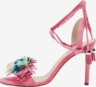 IZIA Sandalen met riem in de kleur Gemengde kleuren / Pink, Productweergave