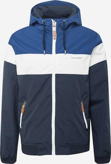Geacă de primăvară-toamnă 'Jayce ' Ragwear pe albastru / albastru închis / alb, Vizualizare produs