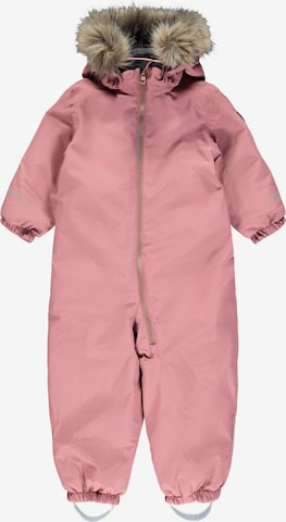 NAME IT Athletic suit 'Snow10' in Pink