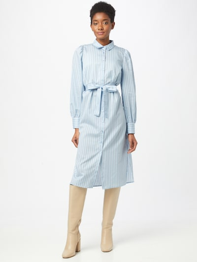 Soyaconcept Рокля тип риза 'OASIS' в нейви синьо / светлосиньо: Изглед отпред