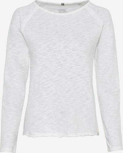 CAMEL ACTIVE Shirt in de kleur Wit gemêleerd, Productweergave