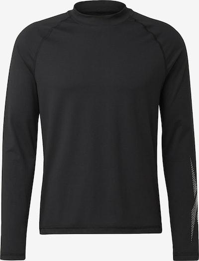 REEBOK Base Layer in schwarz / weiß, Produktansicht