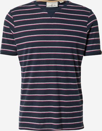 Fli Papigu Shirt 'Der 19' in dunkelblau / mint / pink, Produktansicht