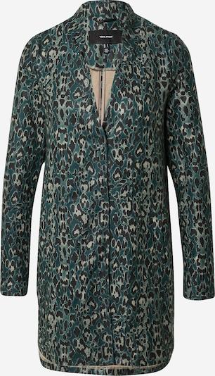 VERO MODA Prijelazni kaput 'KATRINE' u smaragdno zelena / menta / crna, Pregled proizvoda
