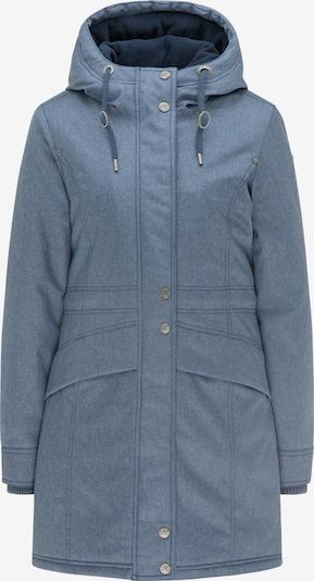 DreiMaster Vintage Winterparka in blau, Produktansicht