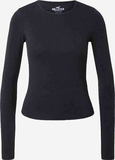 Tricou HOLLISTER pe negru, Vizualizare produs