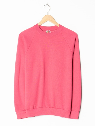 FRUIT OF THE LOOM Pullover in L in rosa, Produktansicht