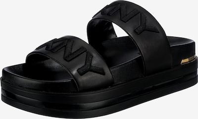 DKNY Pantolette in schwarz, Produktansicht