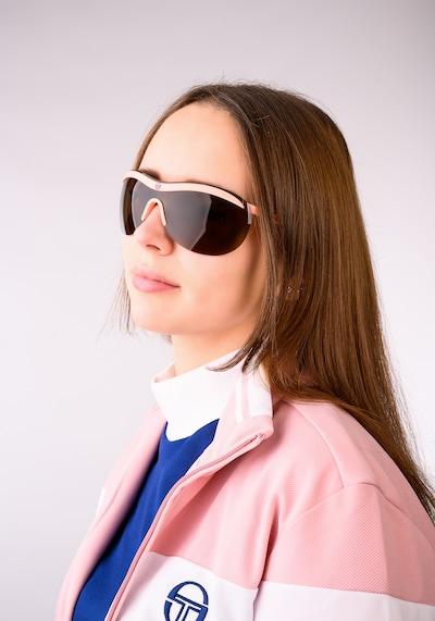 Sergio Tacchini Sonnenbrille 'Eyewear Technical red' in gelb: Frontalansicht