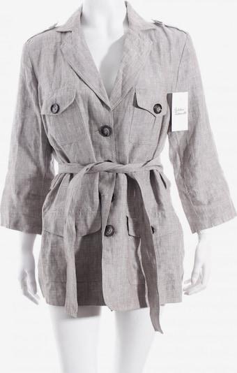Camaïeu Jacke in XL in hellgrau / silber, Produktansicht