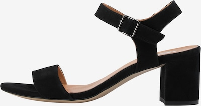 Usha Sandale in schwarz, Produktansicht