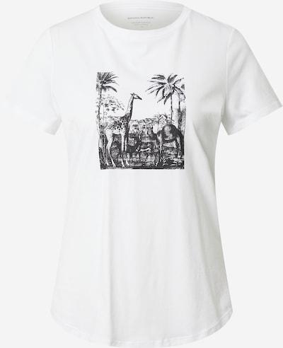Banana Republic Тениска 'SAFARI' в черно / бяло, Преглед на продукта