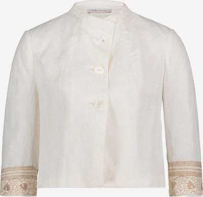 Betty Barclay Blazer in beige / offwhite, Produktansicht