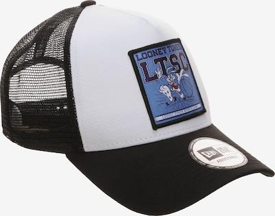 NEW ERA Looney Tunes Bugs Bunny 940 Trucker Cap in weiß, Produktansicht