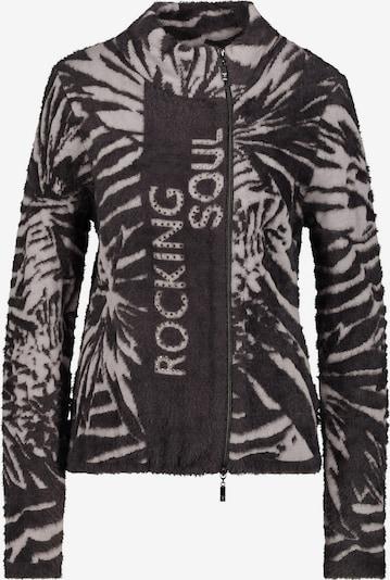 monari Flīsa jaka, krāsa - pelēks / antracīta, Preces skats