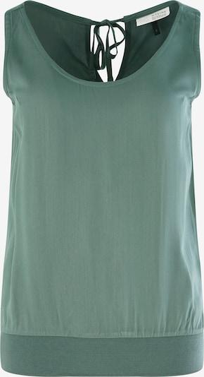 mazine Top ' Madalena ' in grün, Produktansicht