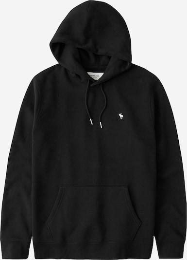 Abercrombie & Fitch Sweat-shirt en noir, Vue avec produit