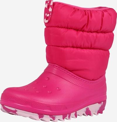 Crocs Regenlaarzen in de kleur Pink, Productweergave