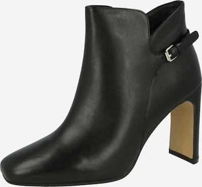 Steven New York Gležnarji 'JAINY' | črna barva, Prikaz izdelka