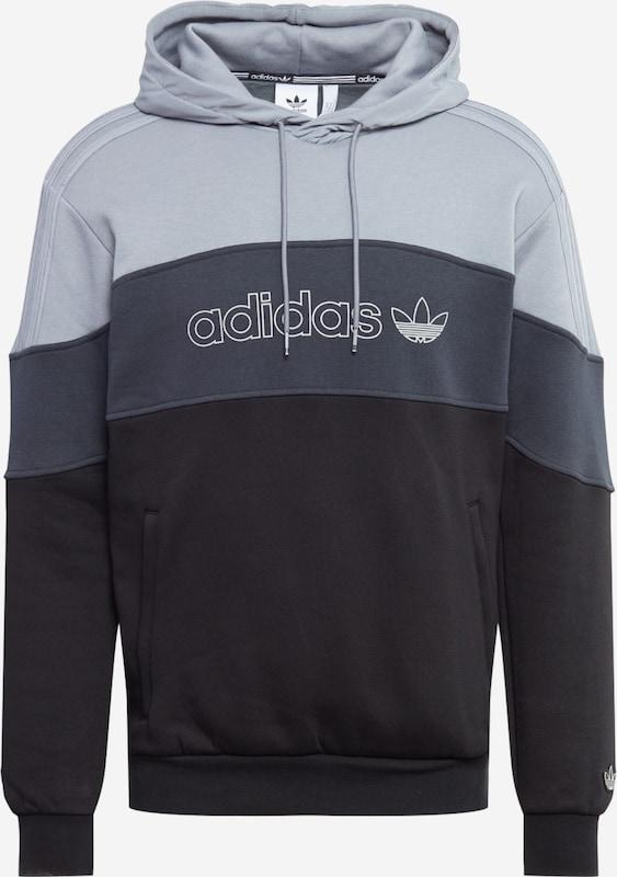 adidas Originals BX 2O HOODIE Kapuzenpullover blueblau