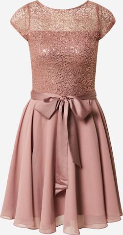 SWING - Vestido de gala en rosa