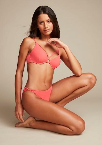 LASCANA Bikinitop in de kleur Koraal, Modelweergave