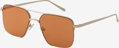 Pilgrim Слънчеви очила 'Sage' в бежово / оранжево, Преглед на продукта