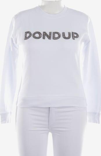 Dondup Sweatshirt & Zip-Up Hoodie in XS in White, Item view