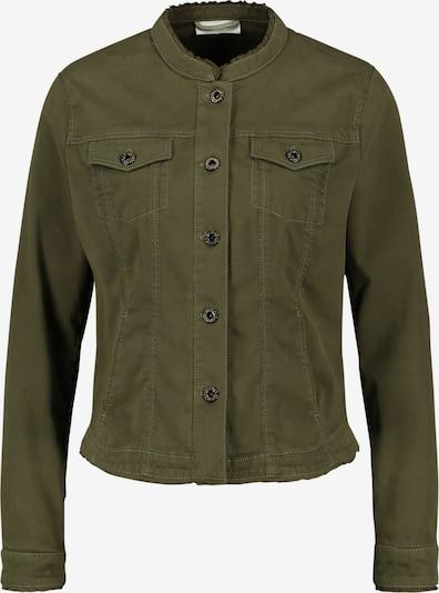 GERRY WEBER Jacke in khaki, Produktansicht