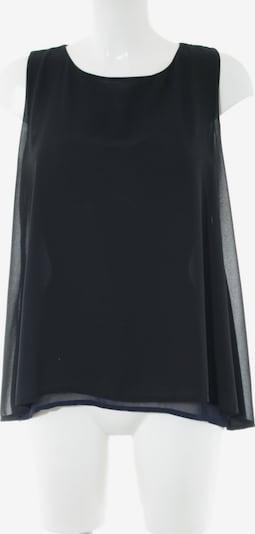 Maryley Transparenz-Bluse in S in schwarz, Produktansicht