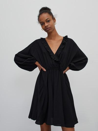 EDITED Kleid  'Katinka' in schwarz: Frontalansicht