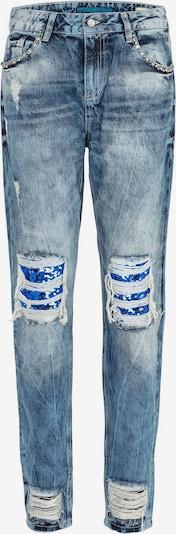 CIPO & BAXX Jeans 'WD305' in blau, Produktansicht